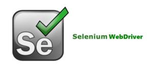 logo selenium webdriver