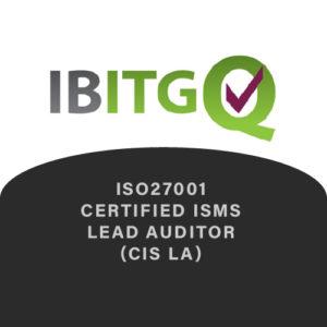 IBITGQ ISO27001 Certified ISMS Lead Auditor (CIS LA)
