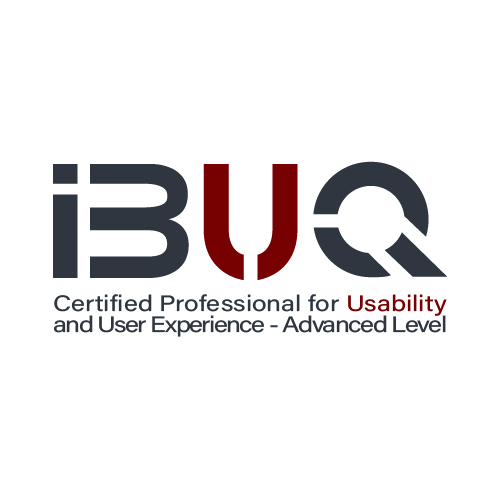 IBUQ Certified Professional for Usability and User Experience - Advanced Level