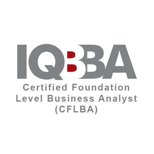 IQBBA Certified Foundation Level Business Analyst (CFLBA)