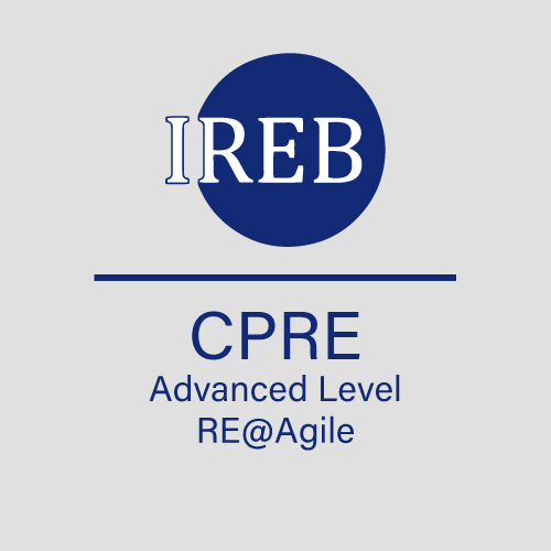 IREB-CPRE-Advanced-Level-RE@Agile