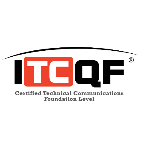ITCQF Certified Technical Communications Foundation Level