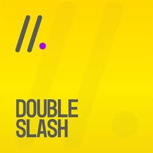 double-slash